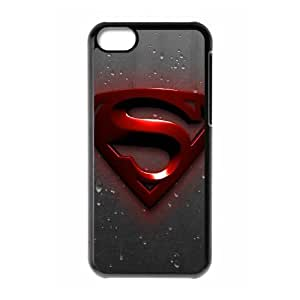 iPhone 5c Cases Cell Phone Case Cover Animation Film Superman Logo 5R56R811349