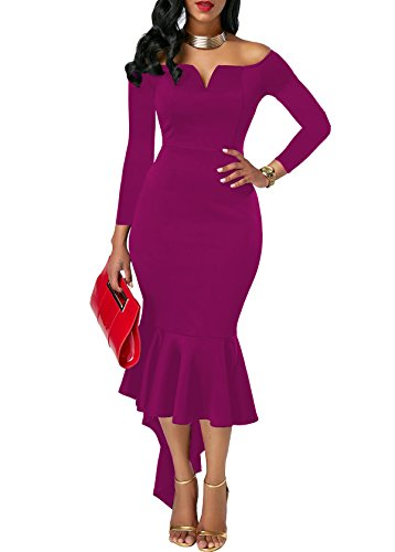 high low classy dresses - 5