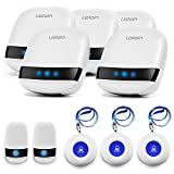 LIOTOIN Caregiver Pager Wireless SOS Call Button