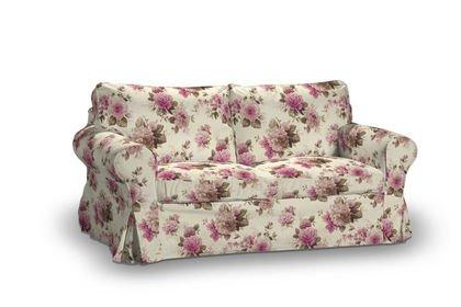 Funda para IKEA EKTORP 2 sofá en Edimburgo de flores rosa ...