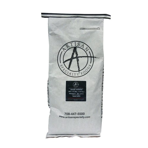 Masa Harina Corn Flour - 10 Lb