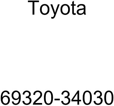 Toyota 69320-34020 Door Lock Assembly