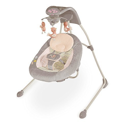 NEW Inlighten Cradling Swing Piper by Ingenuity