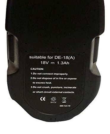 DRIVER FOR DW988K 2R 18 VOLT XRP 1 2 INCH DRILL