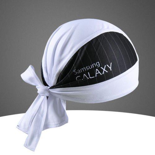 NEW Bleiou Cycling Cap Sweat proof Sunscreen Bicycle Bandana Pirate Headband hat