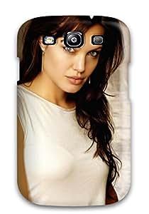 New Design Shatterproof Bqebqfu498NNvXw Case For Galaxy S3 (angelina Jolie)