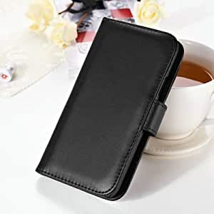 Full Body Case With Card Slot And Photo Frame For Samsung Galaxy S5 Mini Black