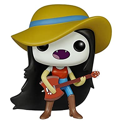 Funko Pop TV: Adventure Time-Marceline Guitar Action Figure: Funko Pop! Television:: Toys & Games