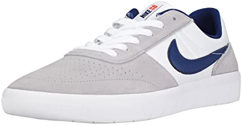Nike SB Team Classic Skate Shoe Wolf GreyBlue Void White