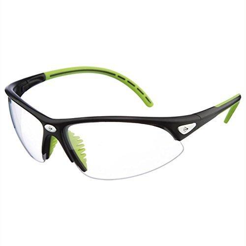 Dunlop I-Armor Protective Squash/Racquetball Eyewear (Green)