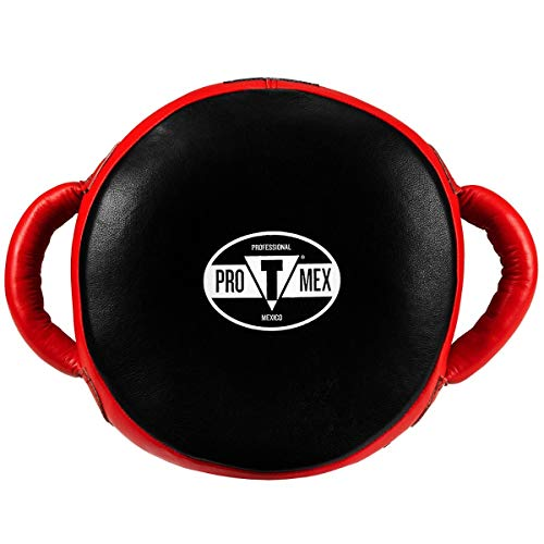 Pro-Mex Accuracy Pro Punch Shield, Black/Red