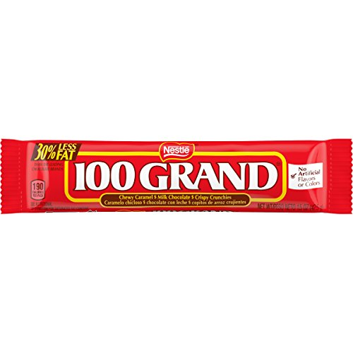 Nestle $100 Grand Candy Bar, 36-Count