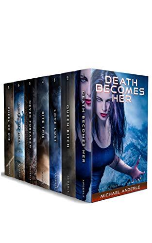 Kurtherian Gambit Boxed Set One: Books 1-7, Death Becomes Her, Queen Bitch, Love Lost, Bite This, Never Forsaken, Under My Heel, Kneel or Die (Kurtherian Gambit Boxed Sets Book 1)