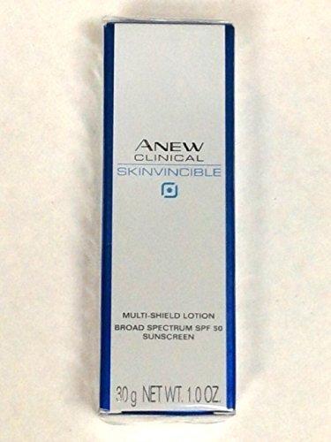 Avon Anew Clinical SKINVINCIBLE Multi-Shield Day Lotion 1oz.