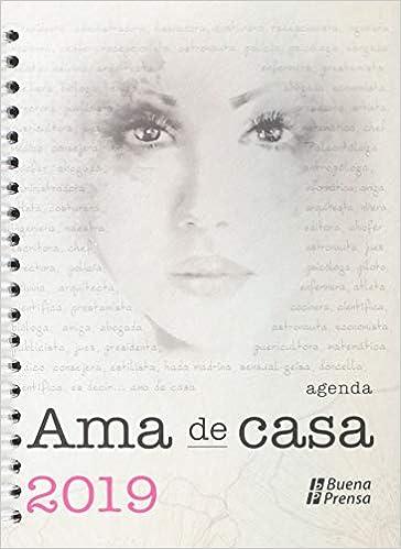 Agenda del ama de casa 2019 (Spanish Edition): Various ...
