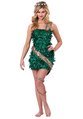 Women's Eve Costume X-Small Green