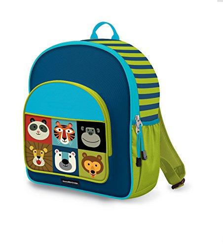Crocodile Creek 4641-2 Eco Kids Jungle Jamboree School Bag Pack, 14