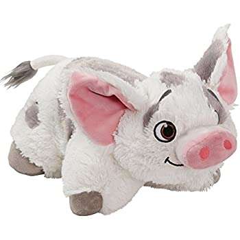 Pillow Pets Disney Moana Pu'a - Pu'a the Pig Stuffed Animal Plush Toy