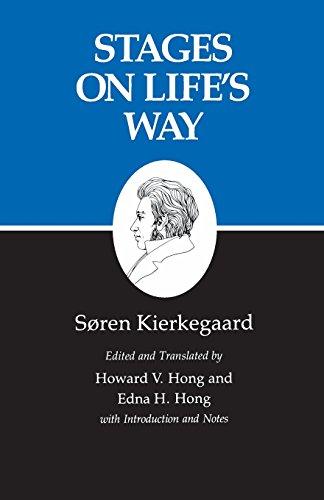 Stages on Life's Way : Kierkegaard's Writings, Vol 11