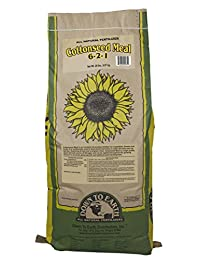 Down To Earth 100% Natural Cottonseed Meal 6-2-1 Fertilizer - 20 lb 02931