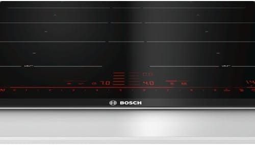 Bosch Serie 8 PXY675DC1E hobs Negro Integrado Con - Placa (Negro ...