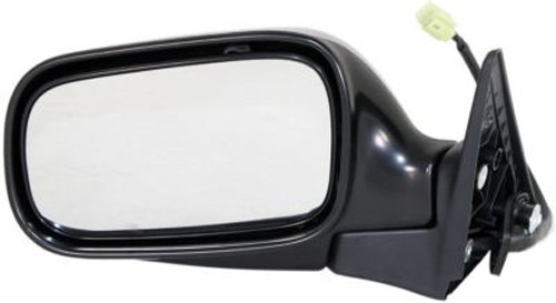 OE Replacement Subaru Forester Passenger Side Mirror Outside Rear View Partslink Number SU1321109 Unknown