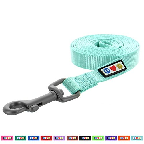 Pawtitas Solid Color Leash Puppy Leash Dog