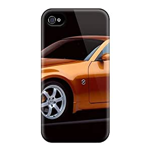 Durable Le Mans Nissan 350z 2003 Back Cases/covers For Iphone 6plus