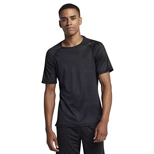 NIKE Pro Hypercool Top manches courtes Fitted Camo T-shirt