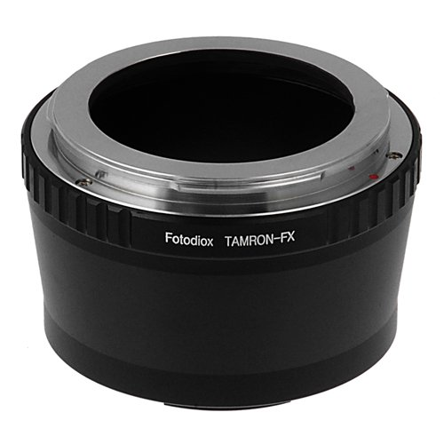 (Fotodiox Lens Mount Adapter Compatible with Tamron Adaptall (Adaptall-2) Mount SLR Lens on Fuji X-Mount Cameras)
