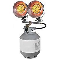 Dyna-Glo TT30CDGP 30,000 Liquid Propane Tank Top Heater - CSA