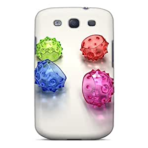 Galaxy High Quality Tpu Cases/ 3d Image Sha4102EJaL Cases Covers For Galaxy S3