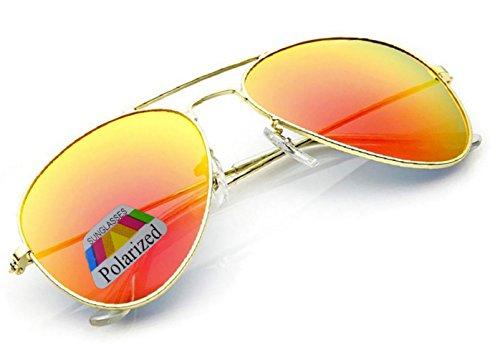 Gafas hombre para sol de Naranja 4sold Aw7dSOqS