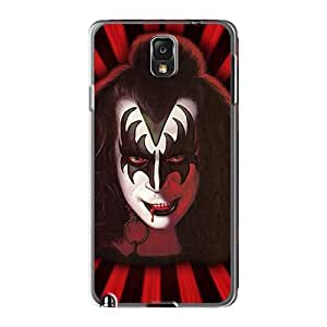 Perfect Hard Phone Covers For Samsung Galaxy Note3 (yDc19801qAGC) Support Personal Customs Colorful Alice Cooper Band Pictures