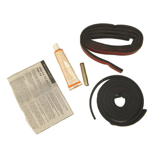 Omix-Ada 12304.07 Hard Top Seal Kit ()