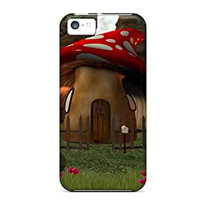 Iphone 5c Cases Covers With Shock Absorbent Protective AQm4356BuVY Cases