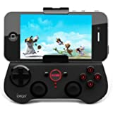 "iPega Universal Wireless Bluetooth 3.0 Game Controller Gamepad Joypad for Apple iOS iphone 5 4 4S ipad 4 3 2 new mini ipod Android Phone HTC one x Samsung Galaxy S3 2 Note 2 N7100 N8000 Tablet Google nexus 7"" 10"" PC - Digi4u"