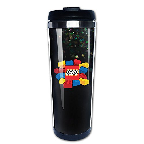 Boomy Custom Lego Colorful Toy Stainless Steel Travel Mug For Indoor & Outdoor Office School Gym Use (Lego Custom Star Wars The Force Awakens)