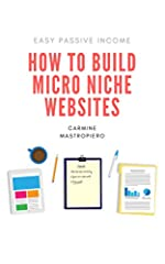 Building a micro niche website is the greatest way to earn passive income. They are quick to make and don't require you to be a veteran entrepreneur. Newbies can earn up to $500 per month or more just by following what's in this guide. I've b...