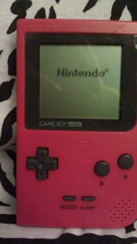 Game Boy Pocket - Red