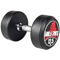 Gorilla Sports Rundhanteln 2,5-32,5 KG (12.5kg)