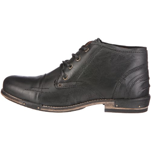 free shipping dccd6 c713c Yellow Cab Men's Chopper M Cold Lined Combat Boots Short Length