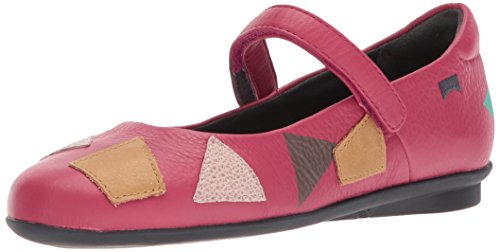 Camper Kids Girls' Piruete K800151 Mary Jane, Pink, 36 EU/4 M US Big Kid by Camper