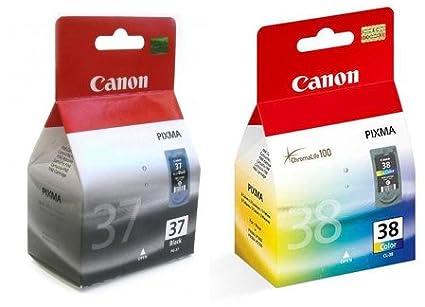 2 cartucho de tinta para impresora Canon Pixma MP470 - negro ...