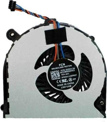Cooler para HP Probook 640 G1 645 G1 650 G1 655 G1 Series Fan 54-Cables 4-pin 738393-001 738685-001 6033B0034401