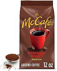 McCafe Medium Roast Ground Coffee, Premium Roast 12 Ounce