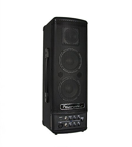 PowerWerks 40 Watt RMS Personal PA System, Battery Powered, Bluetooth capability by Powerwerks