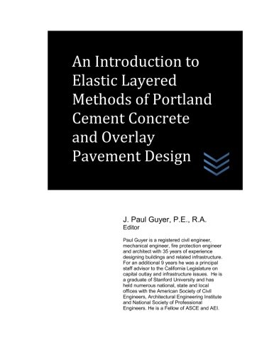 An Introduction to Elastic Layered Methods of Portland Cement Concrete and Overl