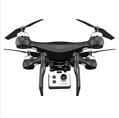 SDGSGSGDF Drone Negro 5G 1080p ESC fotografía aérea HD Retorno ...
