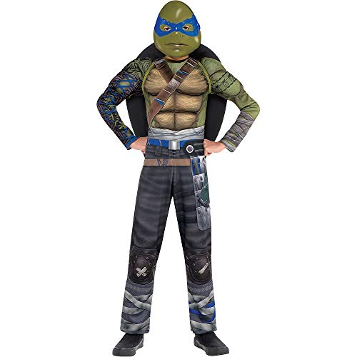 Amscan Teenage Mutant Ninja Turtles 2 Leonardo Halloween